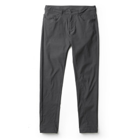Houdini Way To Go Pantalones Hombre, rock black
